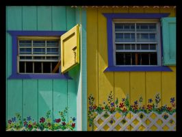 Caribbean colours--,-,, by burcyna