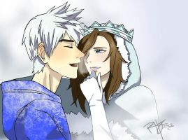 Jack Frost and the Ice Princess by HACKproductions