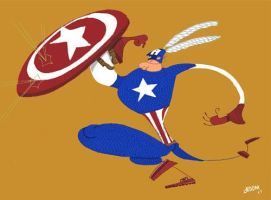 Captain America by spurs06