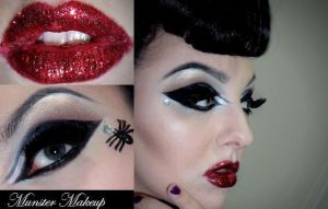 evil queen 2 by munstermakeup