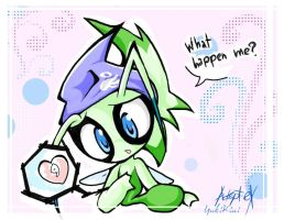 +Collab+ Celebi? O_o by Adept-eX