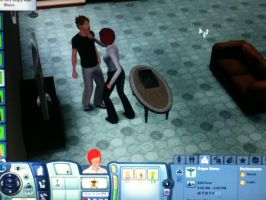 Fun with Sims 3: Part 1 by TraumaChick777