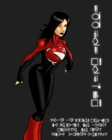 Lady Zod by LexiKimble
