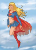 SuperGirl by GeckUP