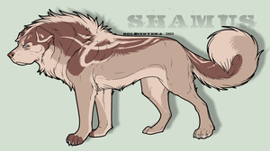 Shamus by SoldierYena