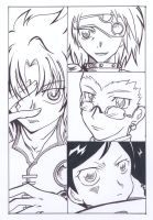 Tales of legendia -My favTeam- by crocell