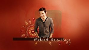Richard Armitage wallpaper by DaaRia