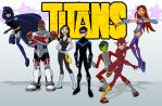 Titans by Glee-chan