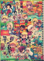 2011's notebook by HieiLovesCookies