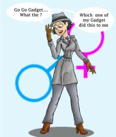 Inspector gadget  TG by chaos-07