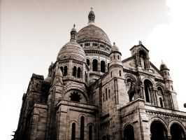 Sacre coeur by Lutro