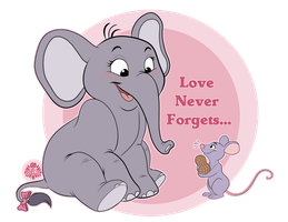 Love Never Forgets by Miss-Melis