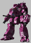 Patlabor Hannibal recolor 2 by ltla9000311