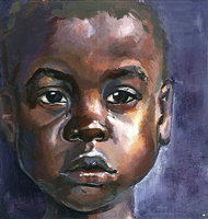 African child by SamanthaLi