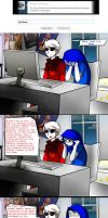 Ask john egbert 110 by LeijonNepeta