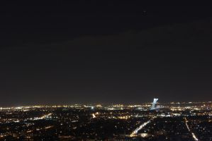 Montreal at Night by gentai