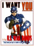 CAP WANTS YOU. by gambitgurlisis