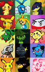 PMDU more Icons by FruitBatFrog