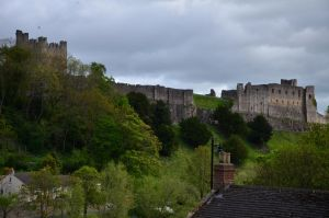 Richmond Castle by Breezypants