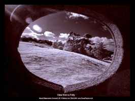 View from a Folly by fuzzy