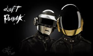 Daft Punk by CarlosMatallanaDiaz