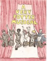 A very Potter musical by RandomLolzXD