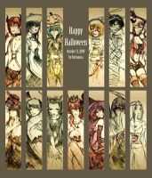 Happy Halloween by Fortranica