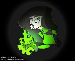 Shego pose by CamT