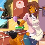 AC 119: Kiss the Cook by SageStrike2