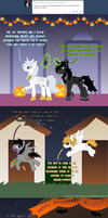Ask The Heroes of Caballeria: Nightmare Night by The-Clockwork-Crow