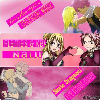 Fairy Tail- NaLu by Annoying-Cat