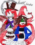 HAPPY MERRY BIRTHMAS DAY by DaBucketHead
