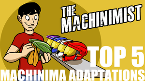 The Machinimist Top 5 by Pyrotech07