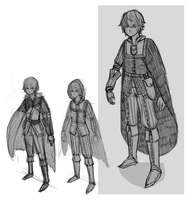 Character Sketch #3 by rosa89n20