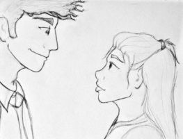 ten and rose by aldrew