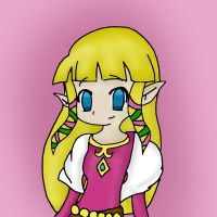 Zelda Skyward Sword :3 by ToonZelinkFanForever
