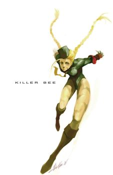 killer bee by tobiee