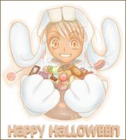 hallowween by mitsuu