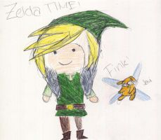 Zelda Time- Fink and Javi by enjoytheride201