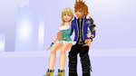 000 Roxas and Namine Shadow in Love Nobody. by 9029561