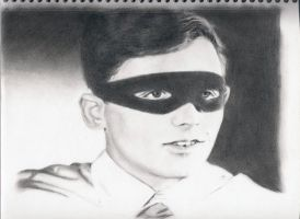 Burt Ward by SeasideFantasy