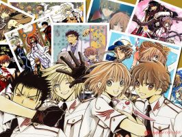 Memories of the Journey by Clamp-fanclub