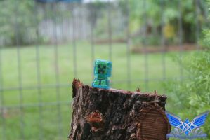 Super Charged Creeper by BoboMagroto
