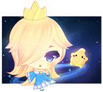 Rosalina + Luma by Over16Bit
