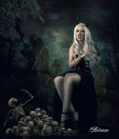 Lady Death by AdrianaMadrid