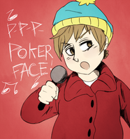 Pokerface by Mishamutt