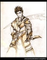 My Fantasy Character by surono