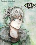 Frey - Fisheye Placebo by TiaSunflower