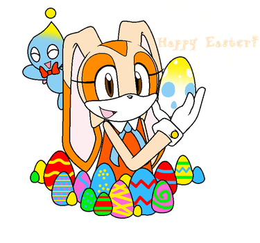 Happy Easter by tails090