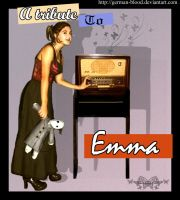 A Tribute to Emma by German-Blood